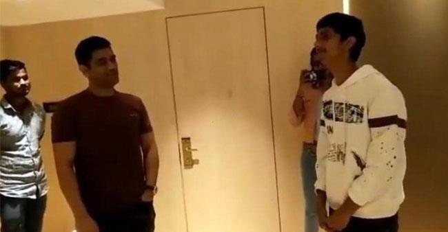 MSD Gets Impressed As Fan Dedicates Iconic Song 'Pyar Dewaana Hota Hai' To Cricketer; Watch Video