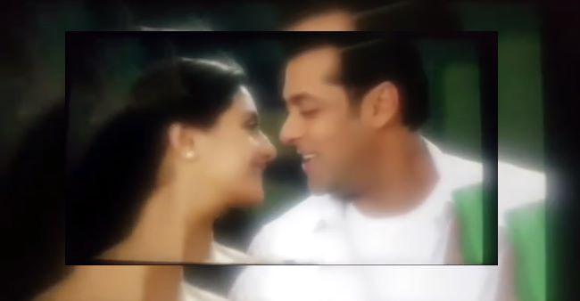 Throwback Video Of BB13's Rashami Desai Romancing Host Salman Khan Is Unmissable