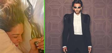 Deepika Is All Smiles After Seeing Hubby Ranveer's Filmfare Trophy; Actor Shares Adorable Pic