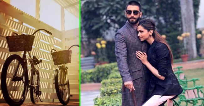 DeepVeer Having Their 'We' Time At An Undisclosed Destination; Actress Shares Another Clueless Pic