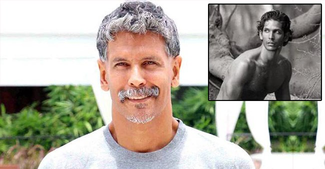 Milind Soman Posts Throwback Pic From His Modeling Days, Wife Ankita Shares Mushy Comment