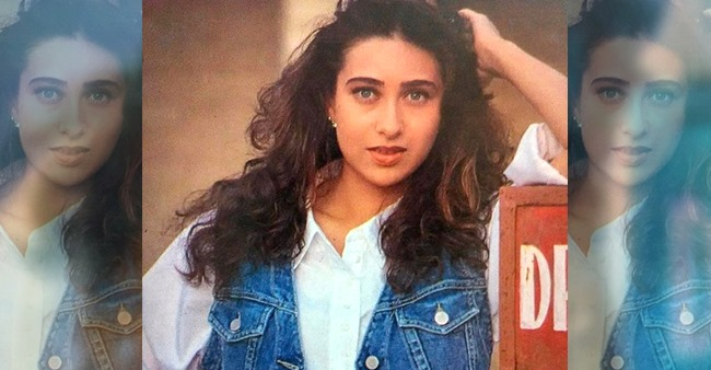 Karisma Kapoor changed almost 30 outfits for her famous 90's song Jhanjhariya