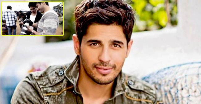 Sidharth Malhotra shares an unseen BTS video, celebrates 4 years of 'Kapoor And Sons'