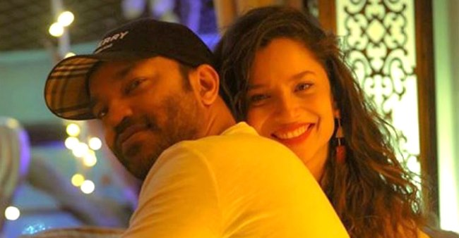 Ankita Lokhande shares an adorable picture with fiance Vicky Jain