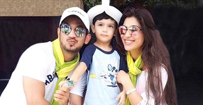 Arjun Bijlani Takes Much Needed Break; Enjoys A Family Trip To Lonavala