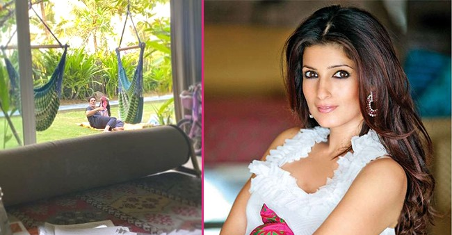 Akshay Kumar and daughter Nitara spend quality time together