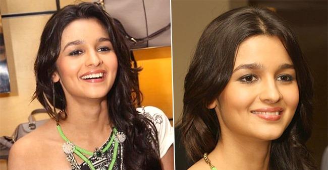Throwback pictures of Alia Bhatt's captivating smile