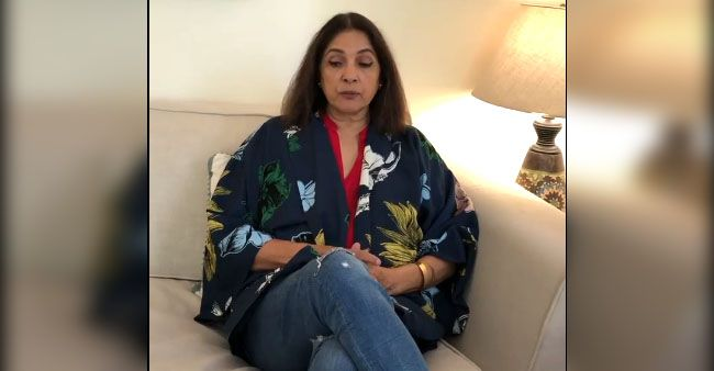 Neena Gupta shares her 'changed' daily routine amid lockdown; Check out