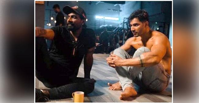 Varun Dhawan talks about his friendship with Remo D'Souza, calls it 'very special'