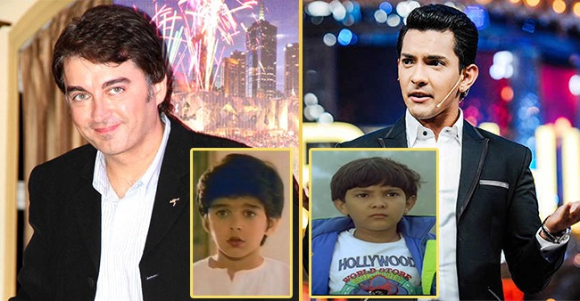 List of Bollywood actors that were successful as child artists