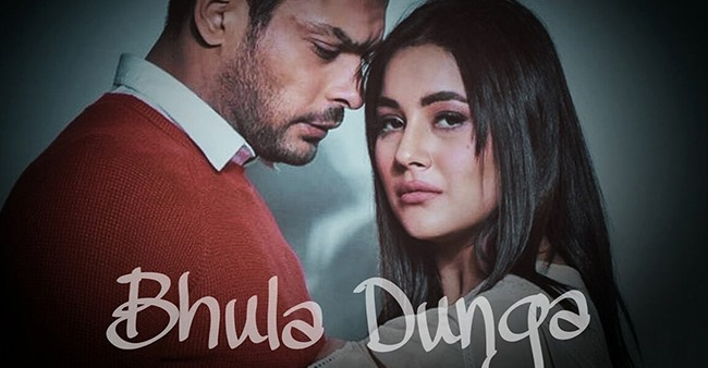 Sidharth Shukla and Shehnaaz Gill's music video Bhula Dunga all set to release on 24th March 2020