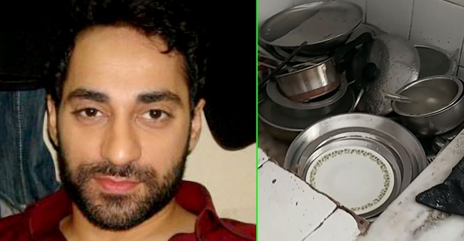 Devanshi fame Pankaj Bhatia gives us major hygiene goals in lockdown, calls himself 'self-maid'