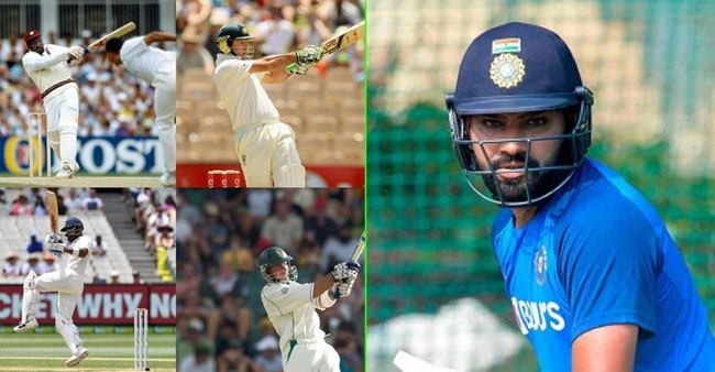 'Not easy to work from home': Rohit Sharma takes a witty dig over ICC's best pull drive tweet