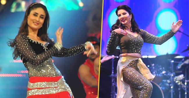 From Madhuri Dixit to Sunny Leone, actresses that gave smashing performances on stage