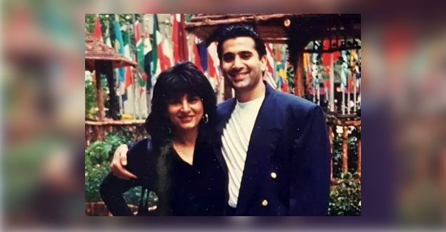 Archana Puran Singh shares throwback photos with husband Parmeet, calls it 'old is gold'