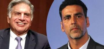 Ratan Tata donates Rs 500 Cr for relief work; Akshay Kumar offers help of Rs 25 Cr