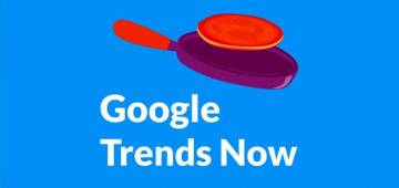 Google Trends: A useful feature from Google for this ongoing breakdown