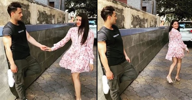 BB13's Asim Riaz Is In Awe Of His Ladylove Himanshi Khurana In This Romantic Video