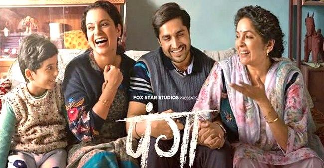 'Panga' Showcases The Tug-Of-War Between Passion & Duties In The Best Way: Kangana Ranaut