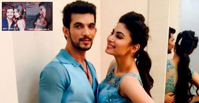 Naagin Star Arjun Bijlani Posts A Quarantine-Meme Made On Him & Mouni Roy