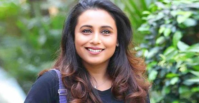 Never Take Advantage Of Love Fans Give Me But Try To Work Even Harder: Rani Mukerji