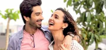 Popular Television couple Sanaya Irani and Mohit Sehgal's adorable love story you must know