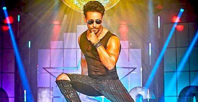 Tiger Shroff grooving to 'Disco Dancer 2.0' is a delight to watch