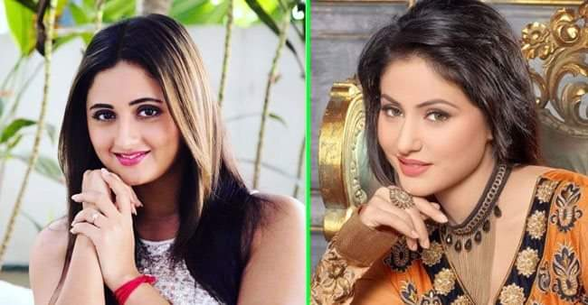 Rashami Desai and Hina Khan are promoting women's power, see the picture