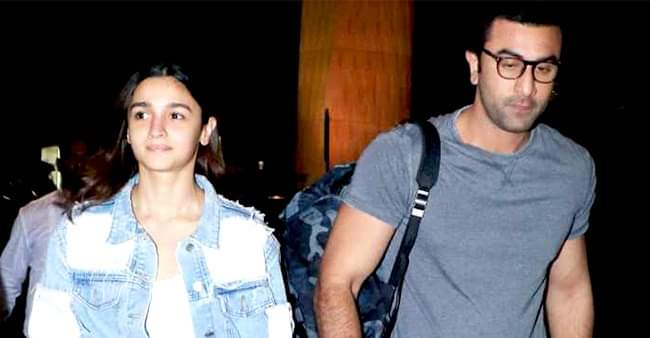 All about Ranbir Kapoor and Alia Bhatt's fairytale love story
