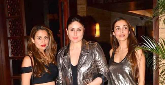 BFFs Malaika Arora-Kareena Kapoor-Amrita Arora catch up on a video call, internet hails it