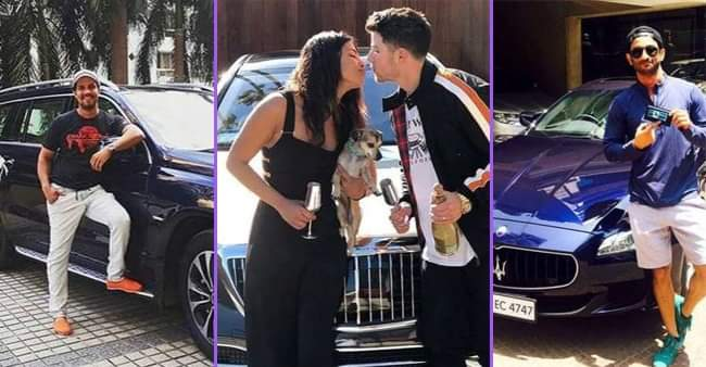 Bollywood stars love to have Luxury Cars like Rolls Royce Ghost, Maserati and more many