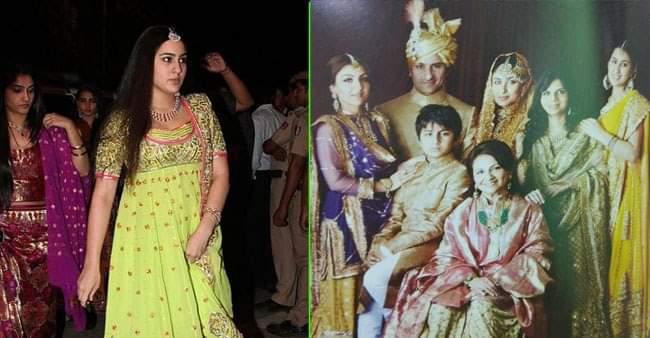 Sara Ali Khan's unseen pictures from Saif and Kareena's wedding are absolutely beautiful