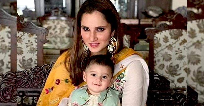 Sania Mirza Shares Cute Video Of Son Izhaan Sanitizing His Hands; Shoaib Writes 'MashAllah'