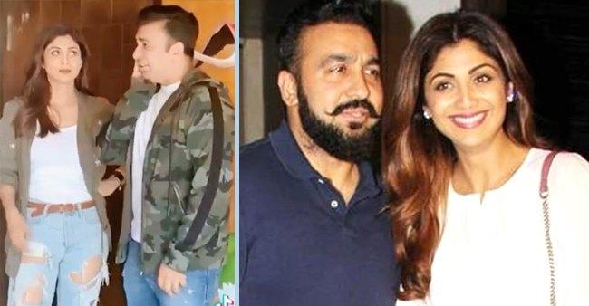 Video: Shilpa Shetty Slaps Hubby Raj Kundra & Says 'Aukaat Me Raho'