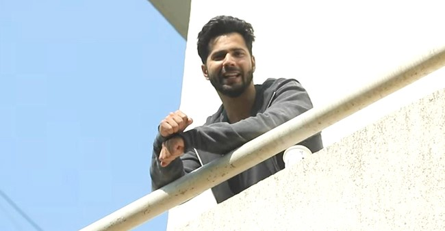 Papz Click Varun Dhawan; Actor Requests Them To Go Home & Be Safe