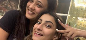 Shweta Tiwari and daughter Palak Tiwari beautifully describe the mother-daughter relationship
