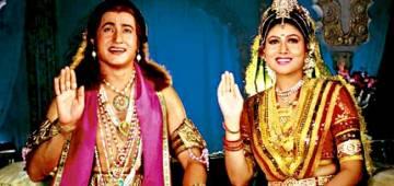Re-run of the mythological show Shri Krishna on Doordarshan announced