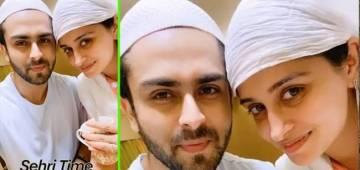 Dipika Kakar's no makeup look is winning hearts during Sehri