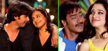 The failure of on screen pairs of Bollywood