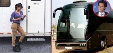 Lavish vanity vans of Bollywood celebs that can be compared to luxury hotel rooms