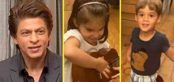 Karan Johar's son Yash calls Mick Jagger as Shah Rukh Khan, internet loves it
