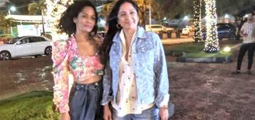 Neena Gupta posted a screenshot of her and daughter Masaba Gupta's picture on Instagram