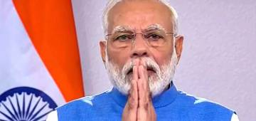 PM Modi writes to migrants on the first anniversary of second term, talks about tremendous suffering
