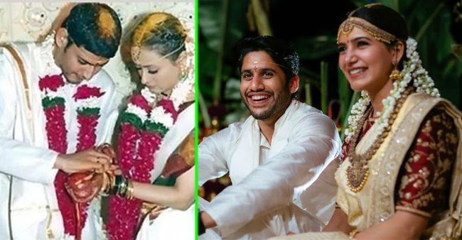 South Superstars' Classic Wedding Pictures Spell Magic
