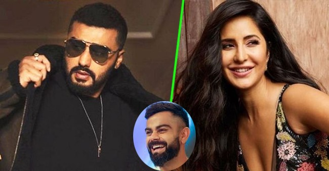 Katrina Kaif Reacts To Arjun Kapoor's Meme While We Wait For Kohli's Reply