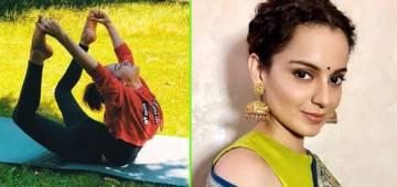 Kangana To Kareena, B'Town Actresses That Are Firm Believer Of Yoga In This New Age