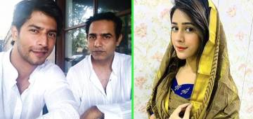 TV actors celebrating Ramzan with their families during the lockdown