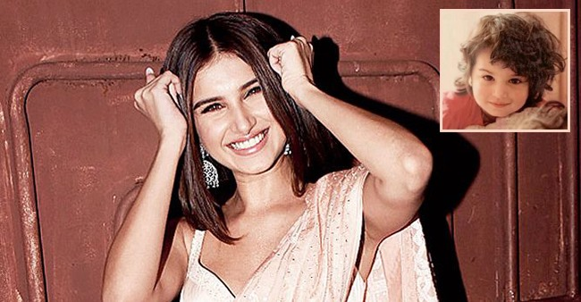 Tara Sutaria drops another cute photo from her childhood that will brighten up your day