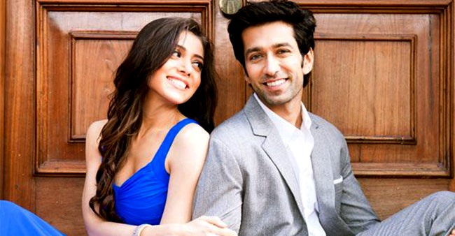 Nakuul Mehta and Jankee Parekh's love story is nothing less than a fairytale
