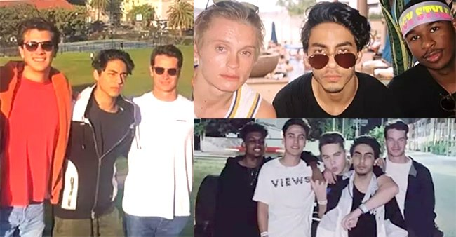 Aryan Khan's unseen photos prove that he is having best time of his life in the USA